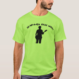 Claquement de l'homme bas t-shirt