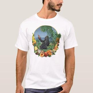 Claquement tropical ! Imitez dans les T-shirt