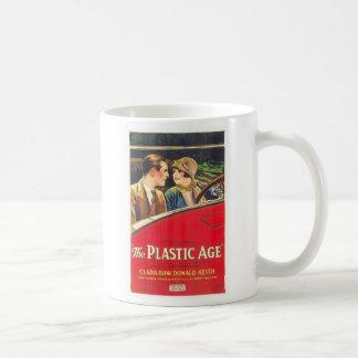 Clara Bow l'affiche de film en plastique d'âge Tasses