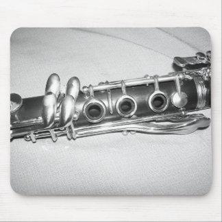 Clarinette Mousepad Tapis De Souris