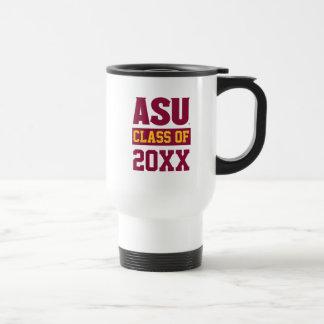 Classe d'anciennes élèves d'état de l'Arizona de Mug De Voyage