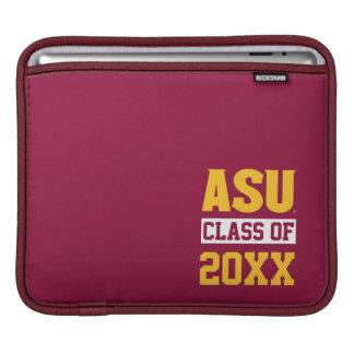 Classe d'anciennes élèves d'état de l'Arizona de Poches iPad