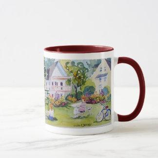 classe d'art mug