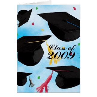 Classe de 2009 cartes de vœux