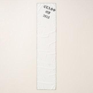 CLASSE de 2018 écharpes