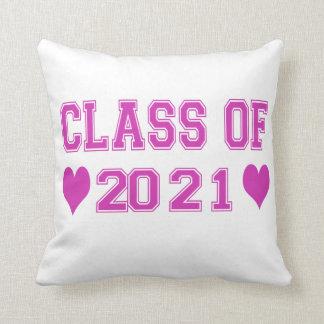 Classe de 2021 coussins