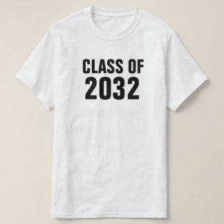 Classe de 2032 - chemise adulte pour que les t-shirt