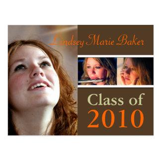 Classe de l'obtention du diplôme 2010, cartes