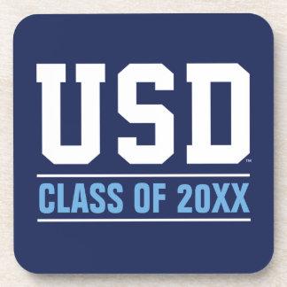 Classe d'USD | de Dessous-de-verre