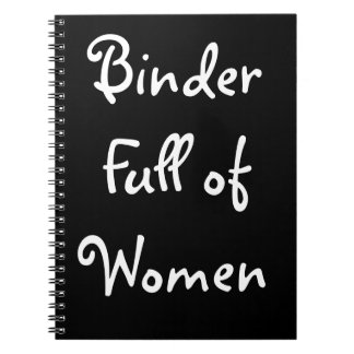 Classeur complètement de carnet de femmes