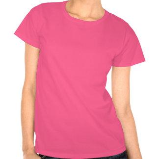 Classeurs complètement des femmes Romney T-shirt