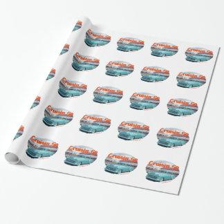 Classic_Cruisin_1954_Chevrolet Papiers Cadeaux Noël