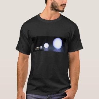 Classification d'étoile et diagramme de t-shirt