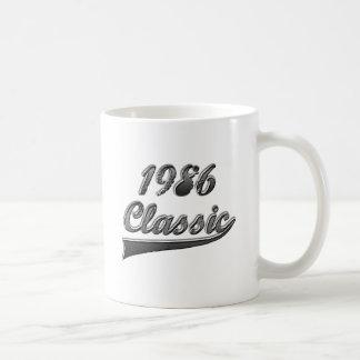 Classique 1986 mug