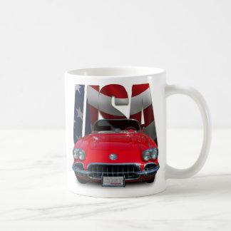 Classique américain mug