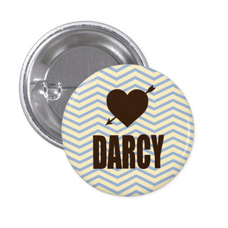 Classiques littéraires de goupille de M. Darcy Badge