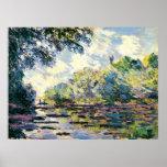 Claude Monet 3 Poster