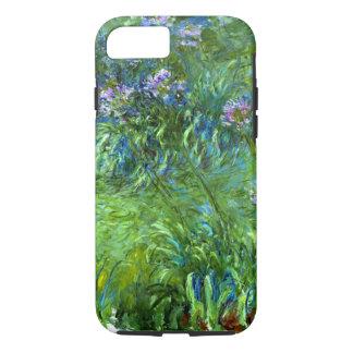 Claude Monet : Agapanthus Coque iPhone 7