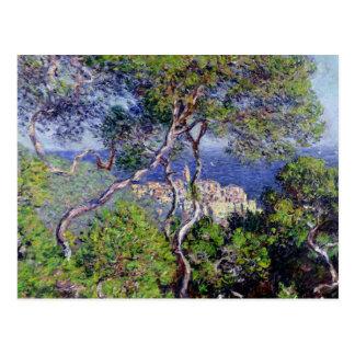 Claude Monet | Bordighera, 1884 Carte Postale