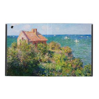 Claude Monet : Cottage de Fishermans chez Coque iPad