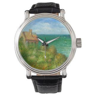 Claude Monet : Cottage de Fishermans chez Montres Cadran