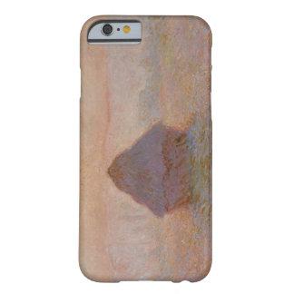 Claude Monet   Grainstack, Sun dans la brume Coque Barely There iPhone 6