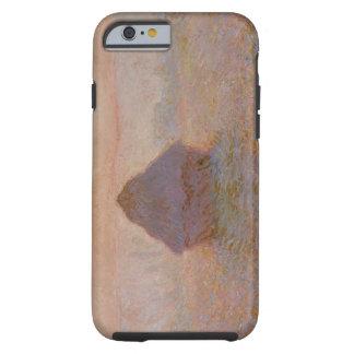 Claude Monet   Grainstack, Sun dans la brume Coque Tough iPhone 6