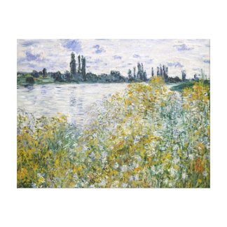 Claude Monet Île Fleurs aux. près de Vétheuil Toiles