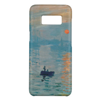 CLAUDE MONET - impression, lever de soleil 1872 Coque Case-Mate Samsung Galaxy S8