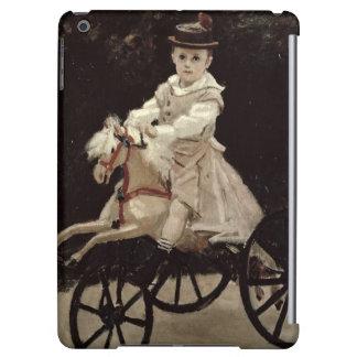 Claude Monet | Jean Monet sur son cheval de