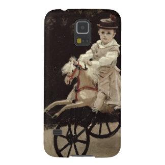 Claude Monet | Jean Monet sur son cheval de Protections Galaxy S5