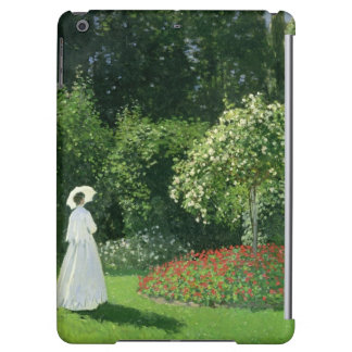 Claude Monet | Jeanne Marie Lecadre dans le jardin
