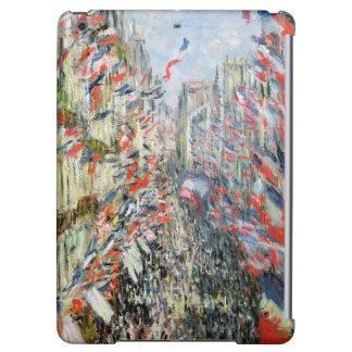 Claude Monet | la rue Montorgueil, Paris