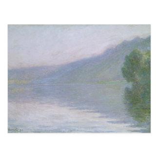 Claude Monet | la Seine au Port-Villez, 1894 Carte Postale