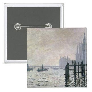 Claude Monet | la Tamise au-dessous de Westminster Badge