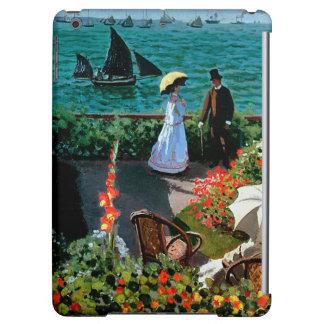 Claude Monet | la terrasse chez Sainte-Adresse,