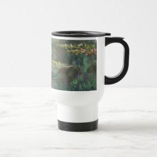 Claude Monet - Le Bassin des Nympheas Mug De Voyage