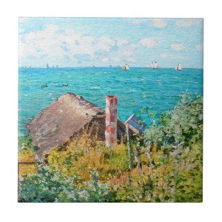 Claude Monet le cabine aux beaux-arts de Petit Carreau Carré