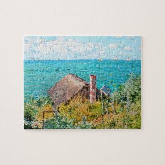 Claude Monet le cabine aux beaux-arts de Puzzle