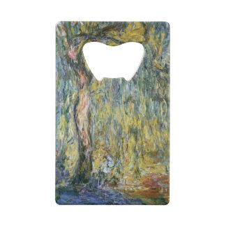 Claude Monet | le grand saule chez Giverny, 1918