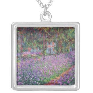 Claude Monet | le jardin de l'artiste chez Giverny Collier