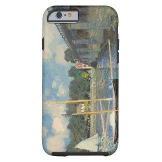 Claude Monet | le pont à Argenteuil Coque iPhone 6 Tough
