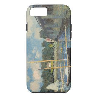 Claude Monet | le pont à Argenteuil Coque iPhone 7