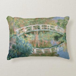 Claude Monet | le pont japonais, Giverny Coussins Décoratifs
