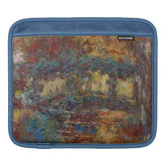 Claude Monet | le pont japonais Poches iPad