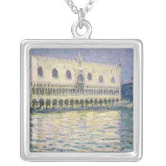 Claude Monet   Palace ducal, Venise, 1908 Collier