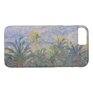 Claude Monet - palmiers chez Bordighera Coque iPhone 7