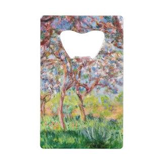 Claude Monet | Printemps un Giverny