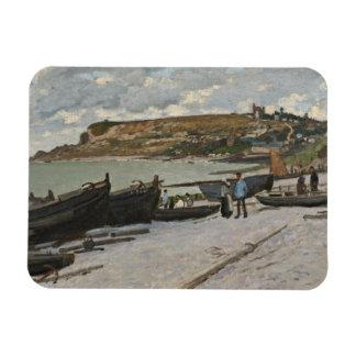 Claude Monet | Sainte-Adresse, 1867 Magnet Flexible