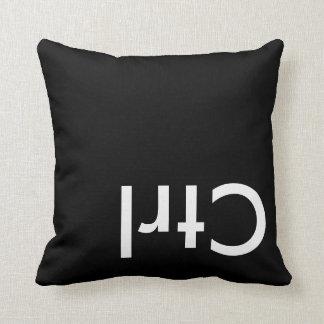 Clavier Ctrl Alt Del Key Pillow Coussin